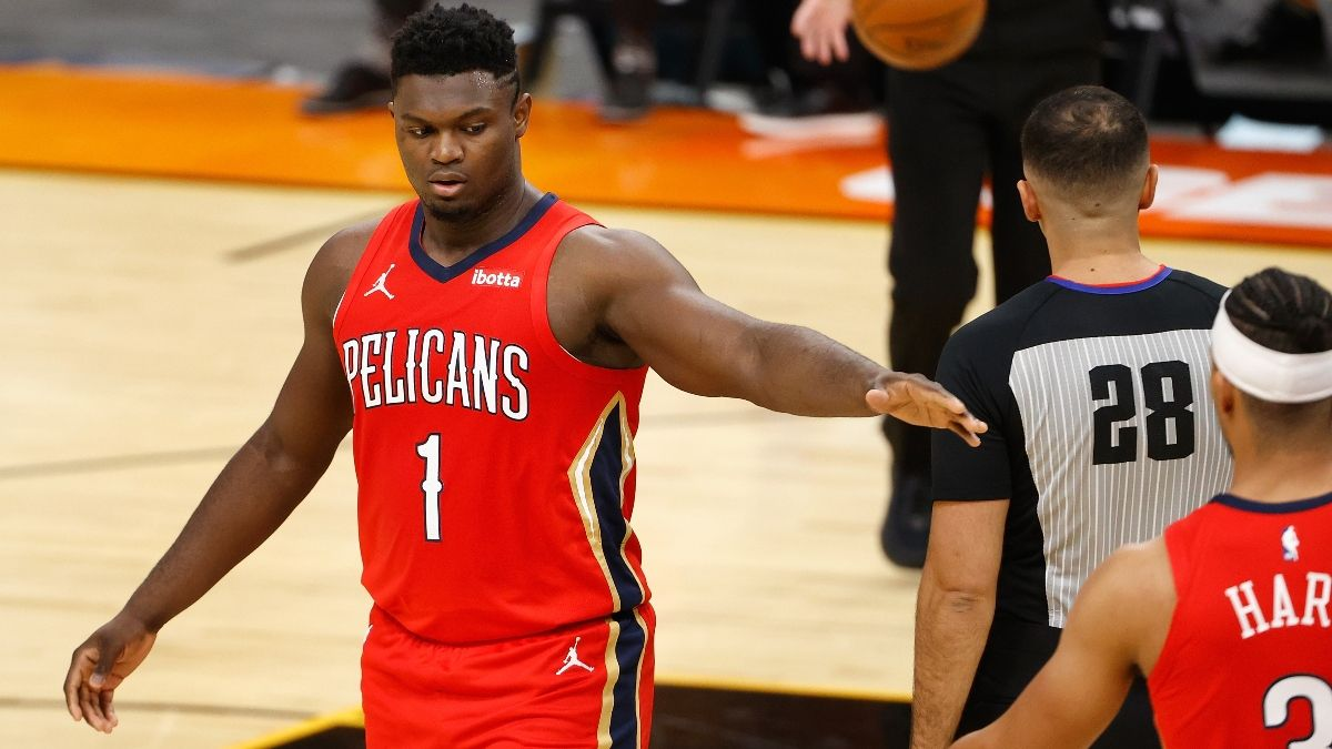 Raptors vs. Pelicans Odds & Picks: Expect Low-Scoring Affair in Rematch article feature image