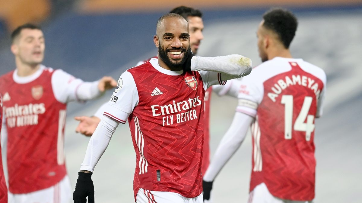 Thursday Premier League Betting Odds, Picks & Predictions: Arsenal vs. Crystal Palace (Jan. 14) article feature image