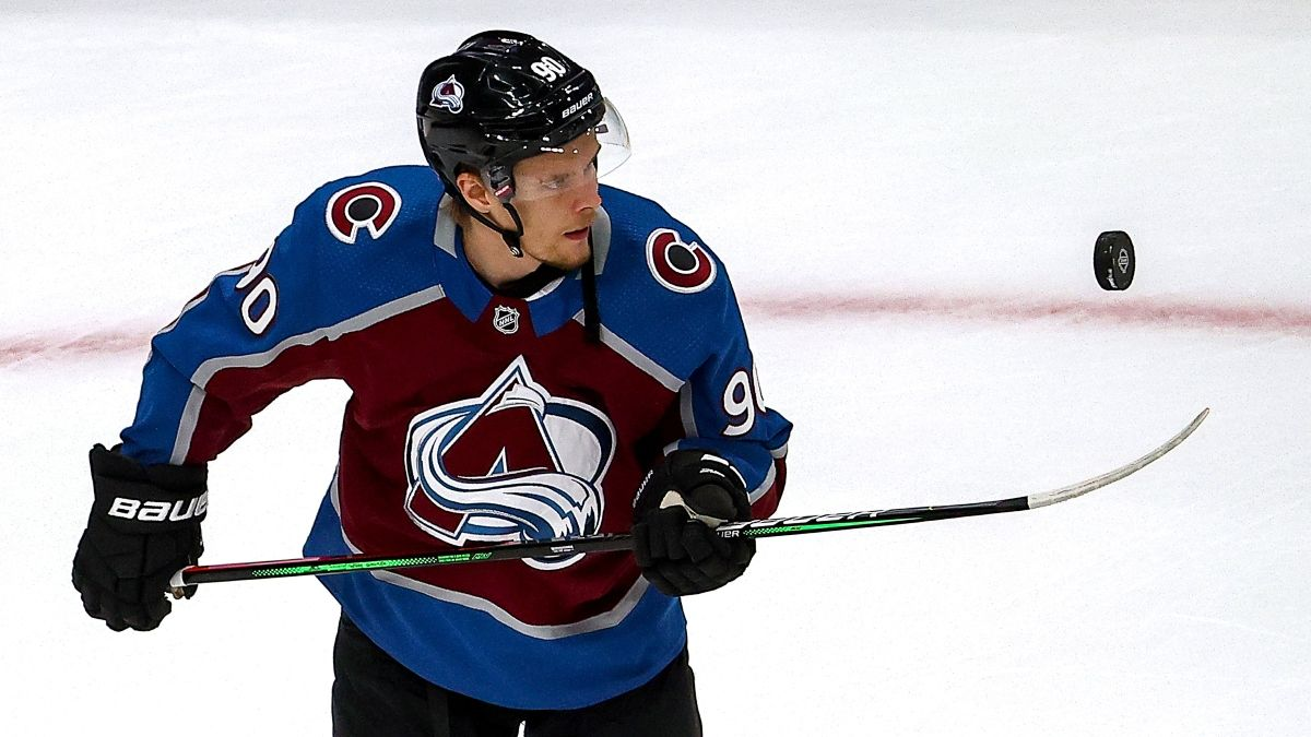 Colorado Avalanche Promotion: Bet $20, Win $125 if the Avs Score a Goal! article feature image