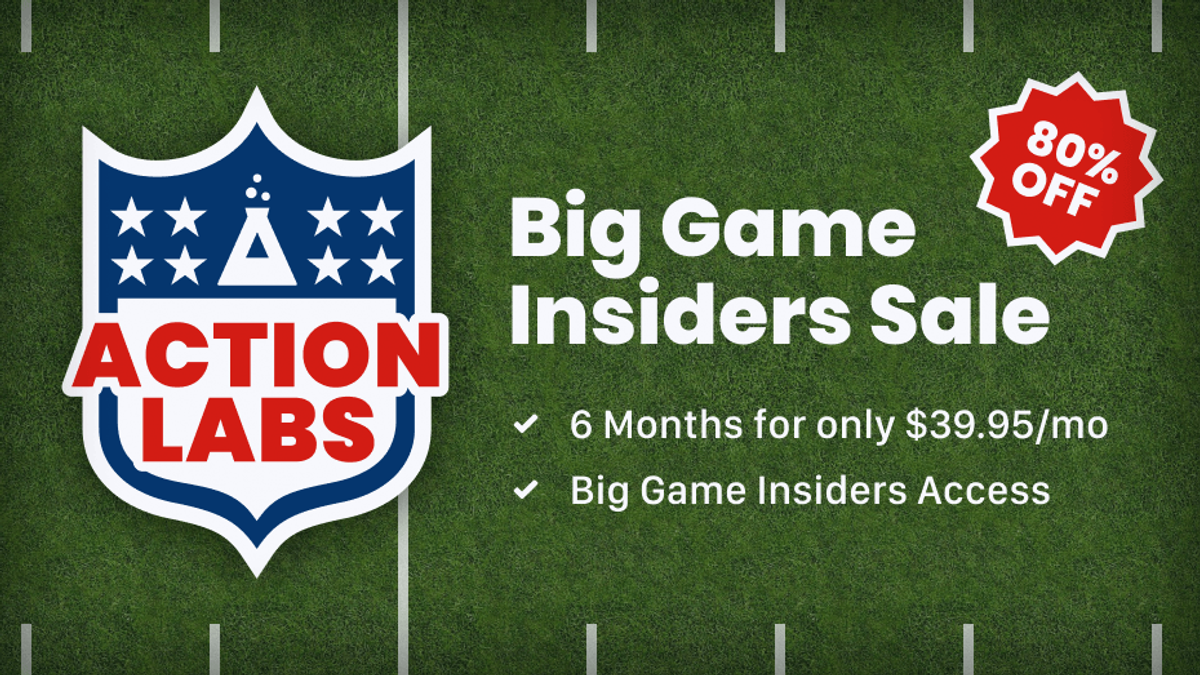 Introducing Action Labs' Super Bowl Insiders Hub article feature image