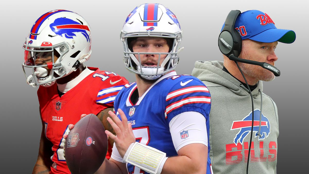 How the Buffalo Bills Were Built Into Super Bowl Contenders (And Why They're Built To Last) article feature image