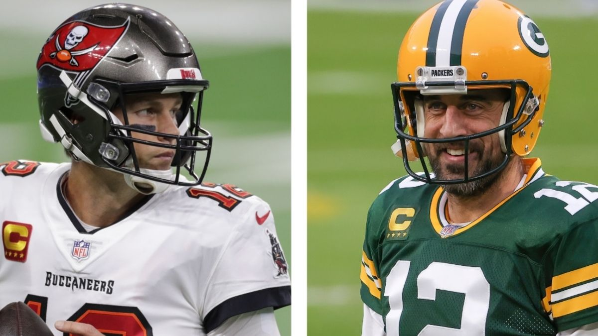 Packers vs. Buccaneers Odds: Latest NFC Championship Lines, Projections, More article feature image