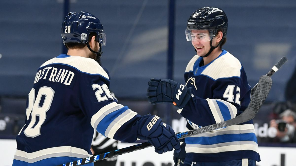 Panthers vs. Blue Jackets Odds & Picks: Back Columbus in Revenge Spot article feature image