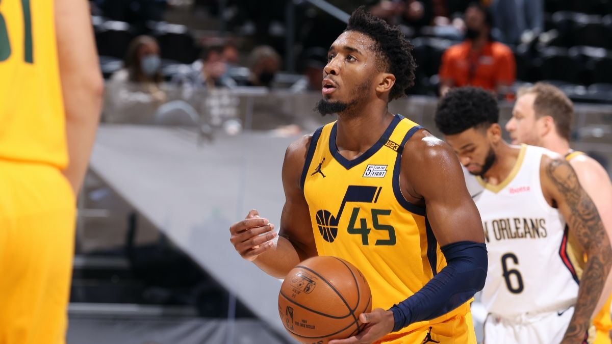 Warriors vs. Jazz Odds & Picks: Back Utah To Cover Number Against Golden State article feature image
