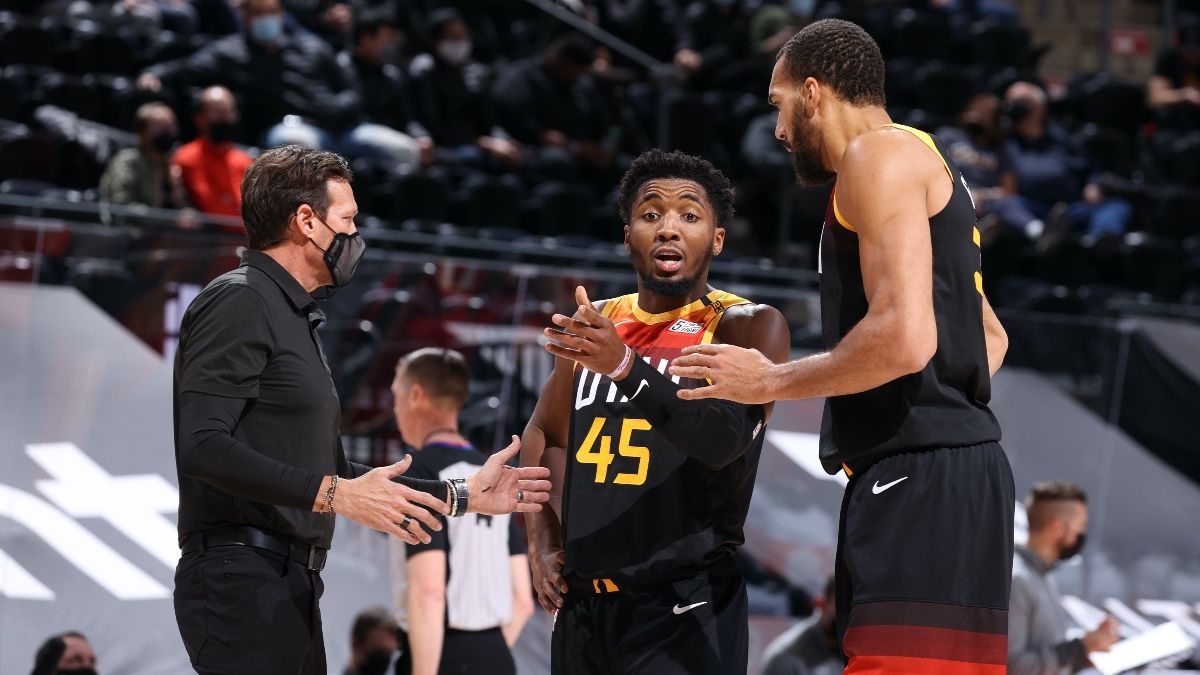 NBA Betting Odds & Pick for Jazz vs. Nuggets: Sunday's Betting Value on Utah article feature image