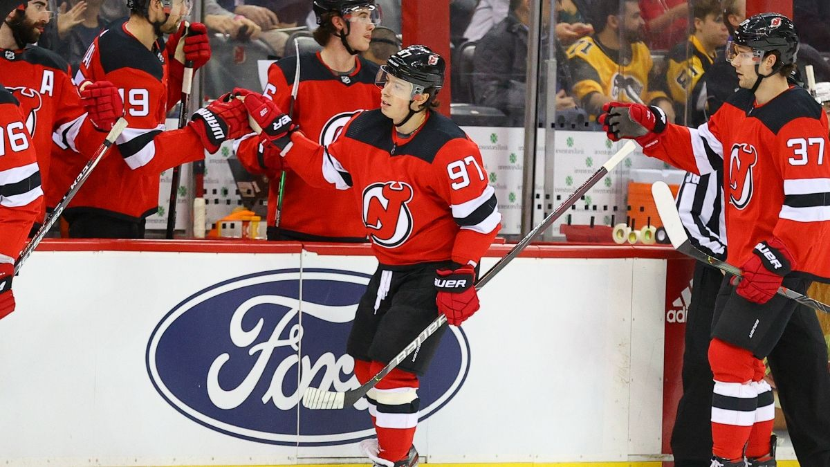 NHL Opening Week Promo: Bet on the Devils Game, Get $100 Free! article feature image