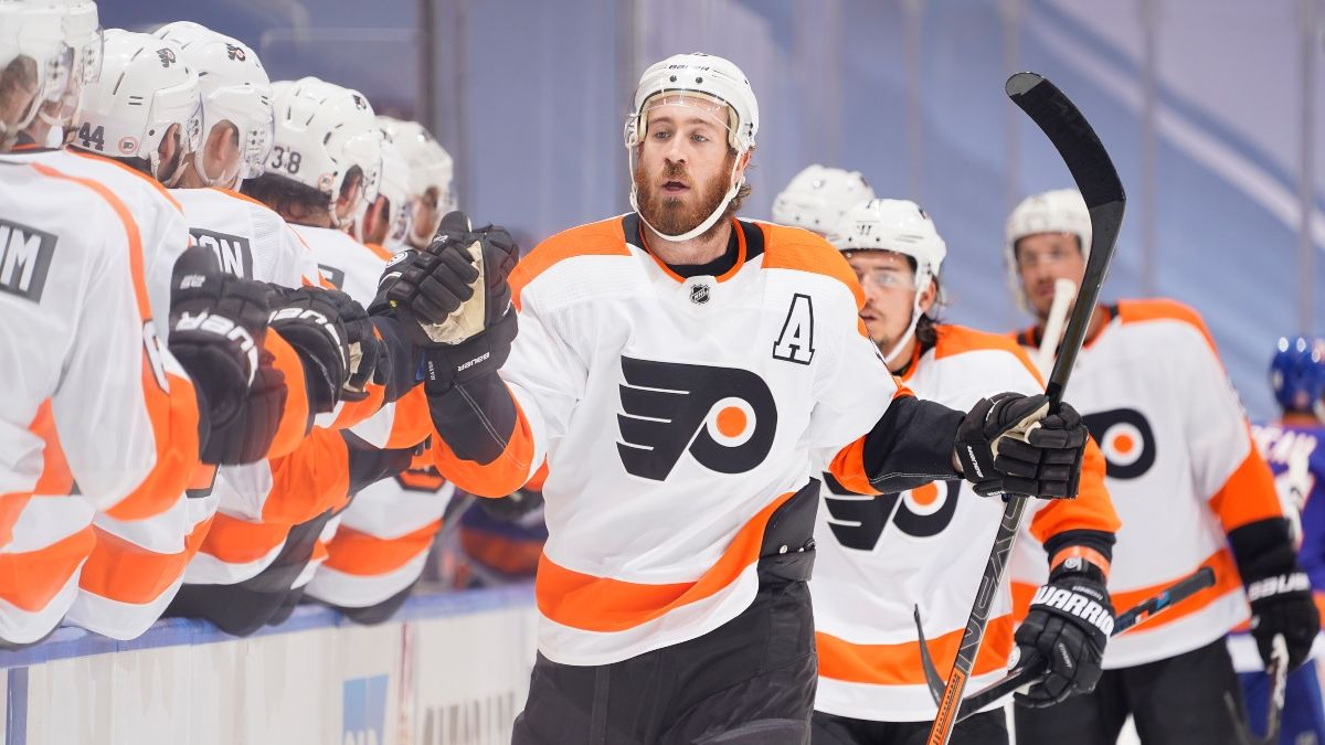 Philadelphia Flyers Promotion: Bet $20, Win $125 if Philly Scores a Goal! article feature image