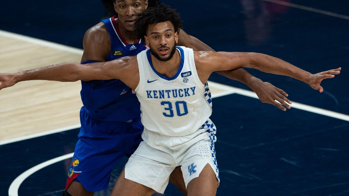 Kentucky vs. Florida College Basketball Odds & Pick: Bet the Wildcats To Cover article feature image
