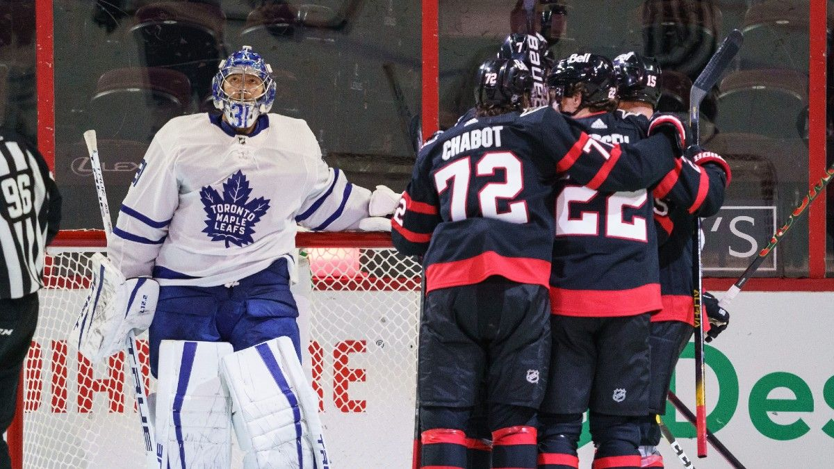 Jets vs. Maple Leafs NHL Odds & Picks: Toronto Still Showing Defensive Flaws (Jan. 18) article feature image