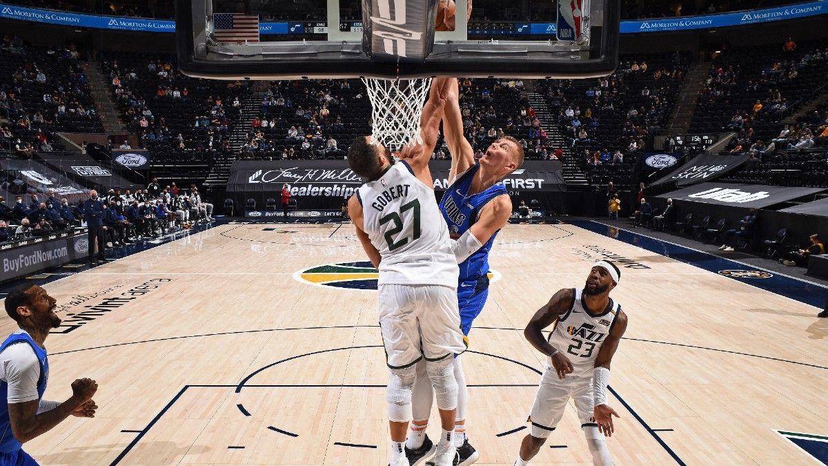 Friday NBA Odds & Picks for Mavericks vs. Jazz: Bet Dallas If Donovan Mitchell Sits (January 29) article feature image