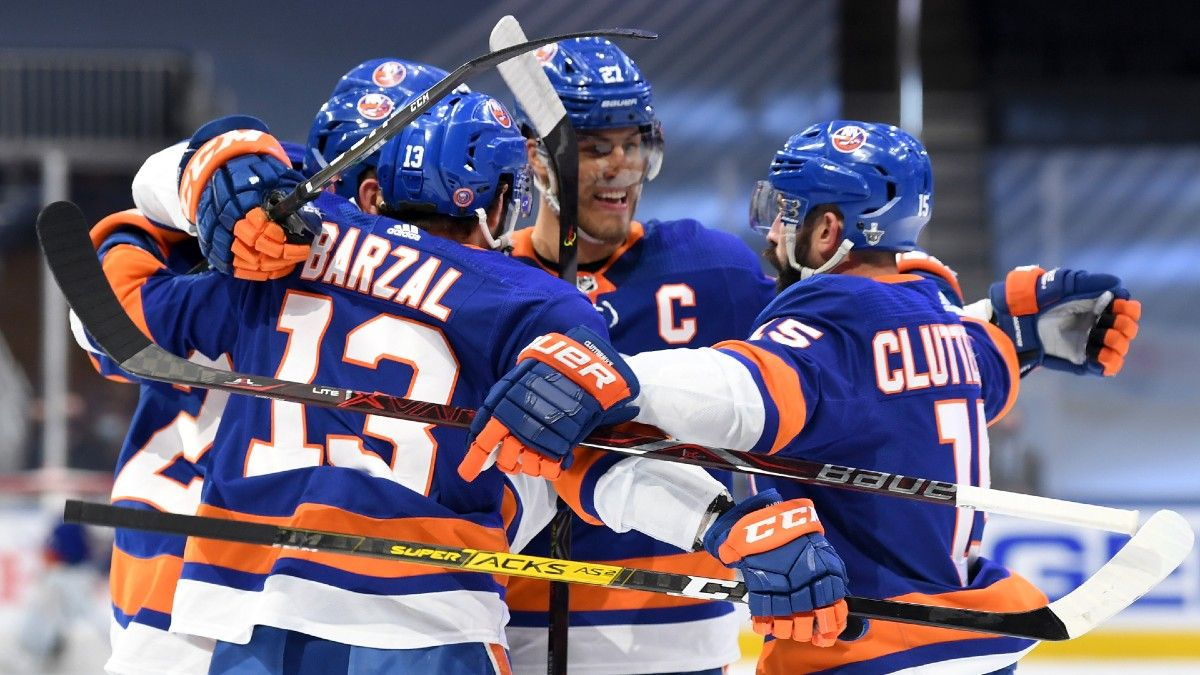 NHL Odds & Picks For Islanders vs. Rangers: Go Right Back to the Isles? article feature image