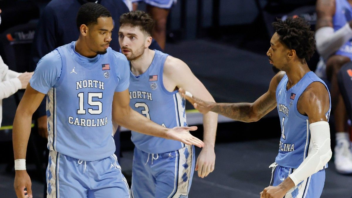 UNC vs. Florida State Odds & Picks: Value on Over/Under in ACC College Basketball Showdown article feature image