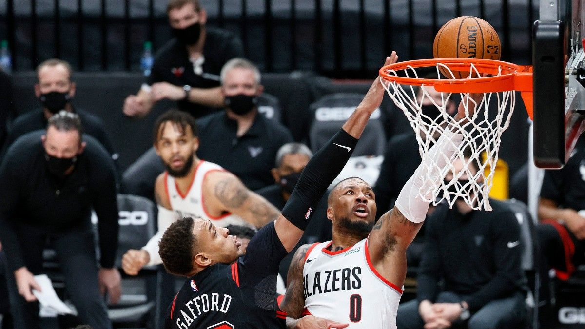 NBA Odds & Betting Picks: Our Best Bets for T'Wolves-Blazers, Cavs-Grizzlies (Thursday, Jan. 7) article feature image