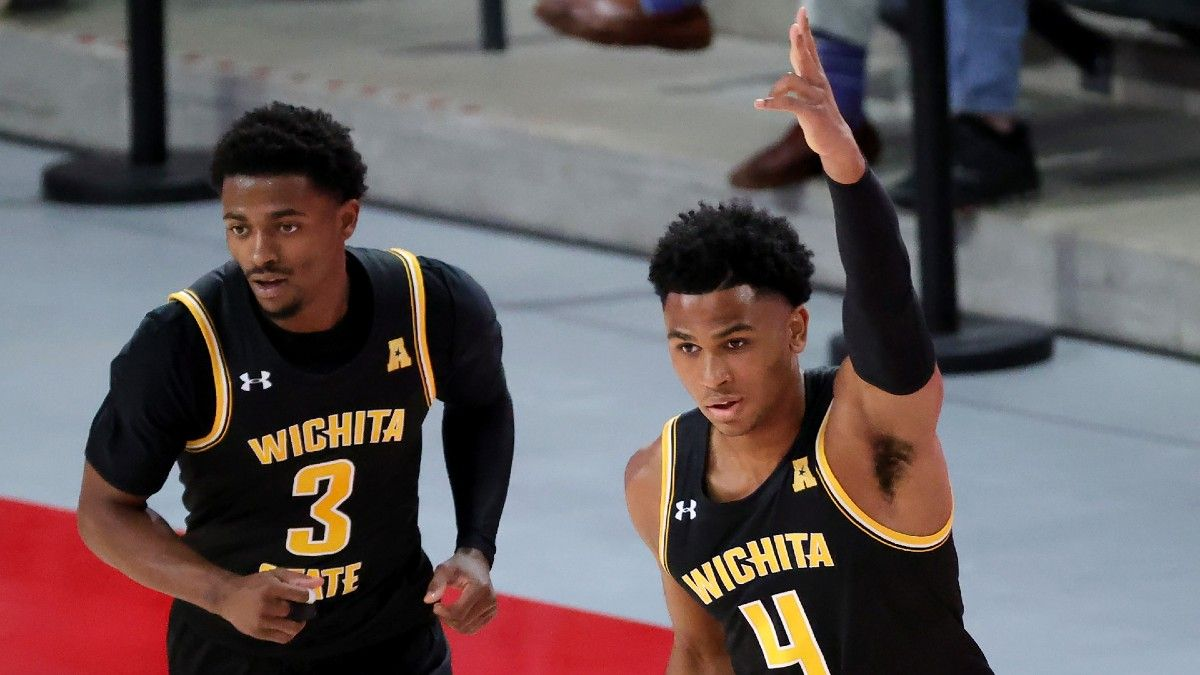Odds & Pick for Wichita State vs. Memphis College Basketball: Back the Shockers as Short Road Underdogs (Jan. 21) article feature image