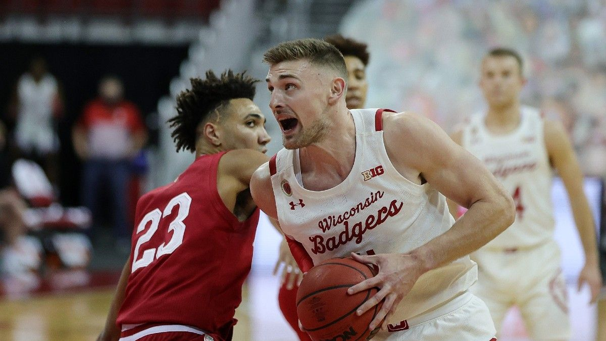 Odds & Pick for Wisconsin vs. Michigan Basketball: Underdog Badgers Should Cover On Road Against Wolverines article feature image