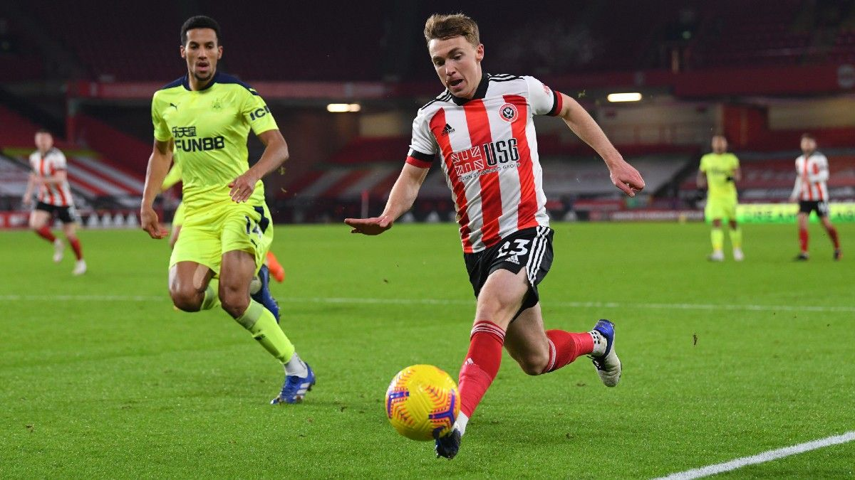 Sheffield United vs. Spurs Sunday Premier League Betting Odds, Picks & Predictions for Jan. 17 article feature image