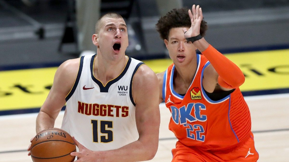 Nuggets vs. Suns Odds & Picks: Denver the Smart Play as Short Underdogs (Jan. 22) article feature image