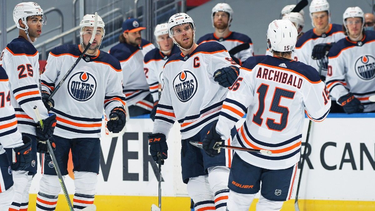 Oilers vs. Maple Leafs Odds & Picks: Back Edmonton if the Price is Right (January 22) article feature image