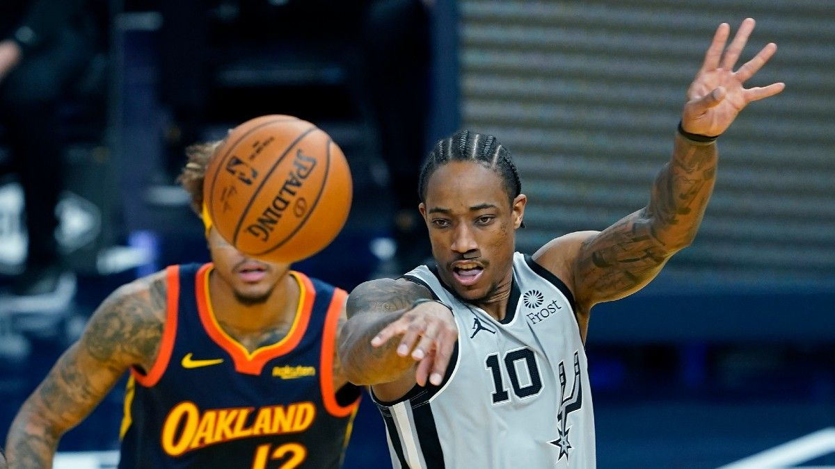 Mavericks vs. Spurs Odds & Picks: Take San Antonio and the Points in Texas-Sized Showdown (Jan. 22) article feature image