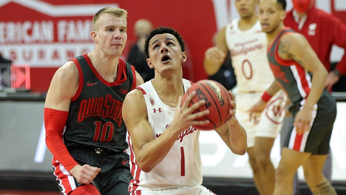 Odds & Pick for Wisconsin vs. Maryland College Basketball: Badgers Should Get Revenge in Rematch With Terrapins (January 27) article feature image