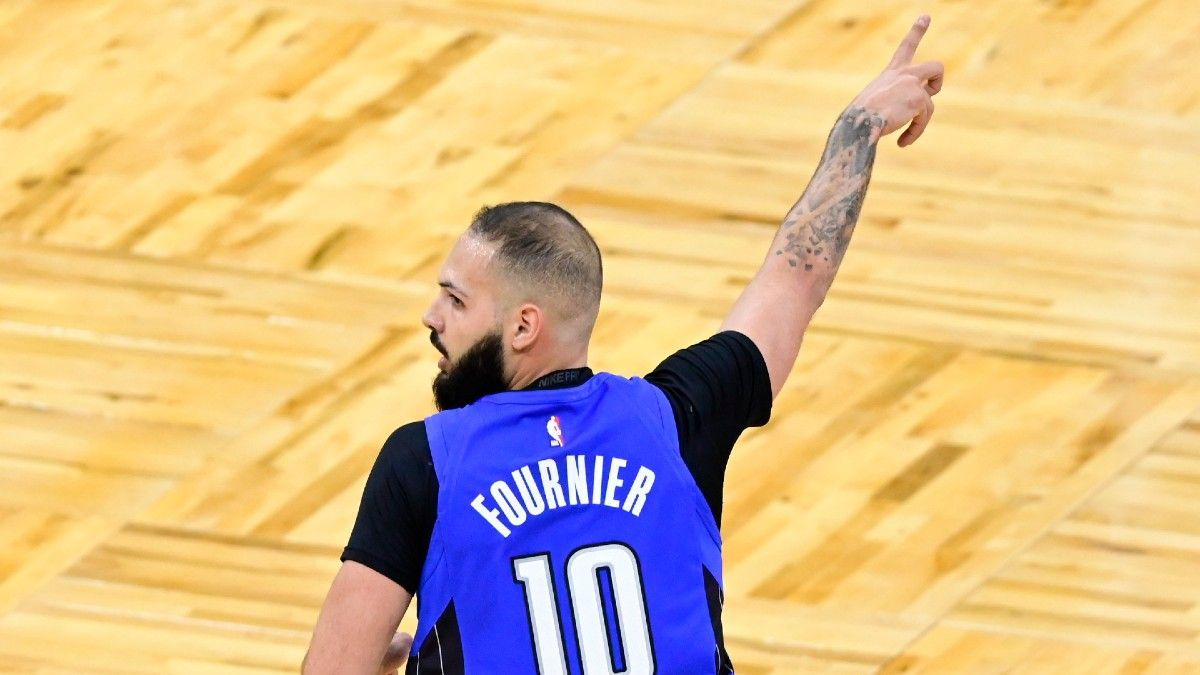 NBA Player Prop Bets, Picks: 3 Point Totals to Play in Kings-Magic, Bucks-Raptors (Jan. 27) article feature image