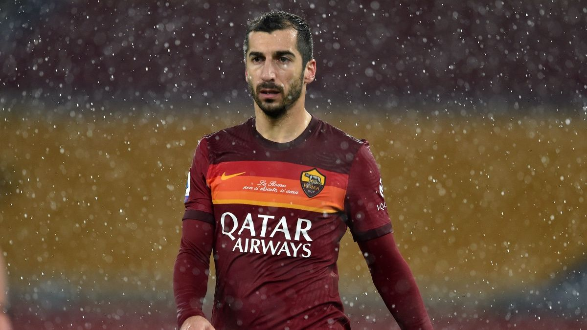 Serie A Betting Odds, Picks & Predictions: Roma vs. Inter Milan (Sunday, Jan. 10) article feature image