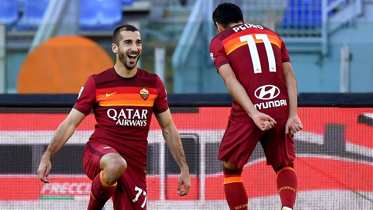 Friday Serie A Betting Odds, Picks & Predictions: Bet Roma Over Lazio in Rome Derby (Jan. 15) article feature image