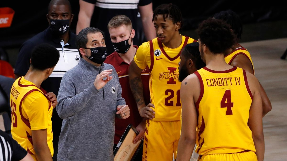 Iowa State Basketball Promo: Bet $20, Win $125 if the Cyclones Score a Point! article feature image