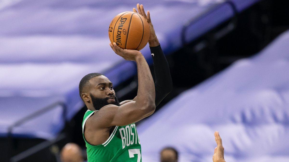 Sunday NBA Player Prop Bets & Picks: Celtics' Brown Highlights Top Plays (Jan. 24) article feature image