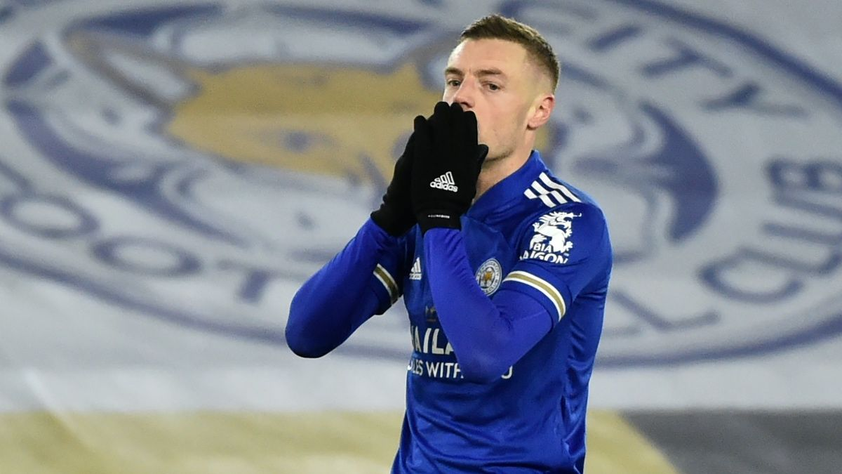 Everton vs. Leicester City EPL Betting Odds, Picks & Predictions: Vardy Injury Will Limit Foxes (Jan. 27) article feature image