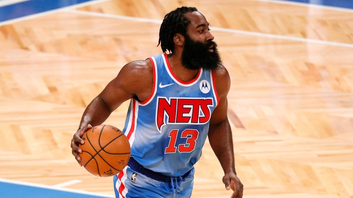 Brooklyn Nets Promo: Bet $20, Win $125 if James Harden Scores at Least One Point! article feature image