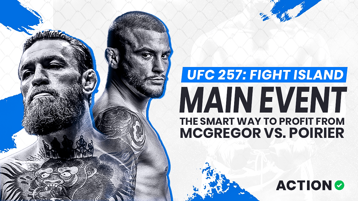 UFC 257 Odds & Picks for Dustin Poirier vs. Conor McGregor: Betting Value on Quick Finish Saturday Night (Jan. 23) article feature image