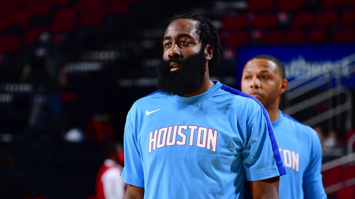 Mavericks vs. Rockets Odds & Pick: Sharps, Experts Betting Spread As Doncic, Harden Remain Questionable article feature image