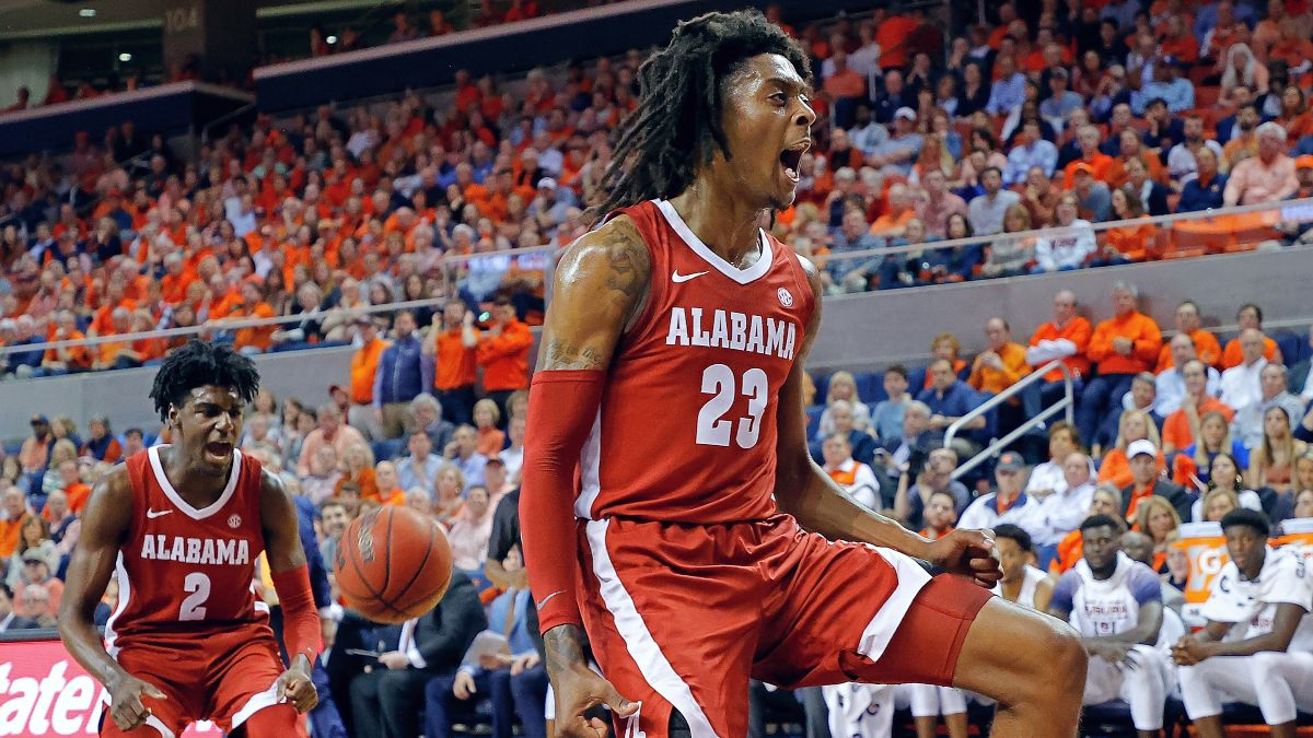 Saturday College Basketball Odds & Picks: Stuckey's Betting Angles for All 5 Noon Tips & More article feature image