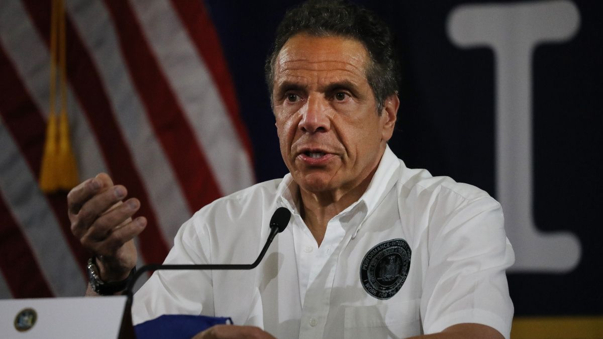 Cuomo Doubles Down on Online Sports Betting But Path Forward Still Uncertain article feature image