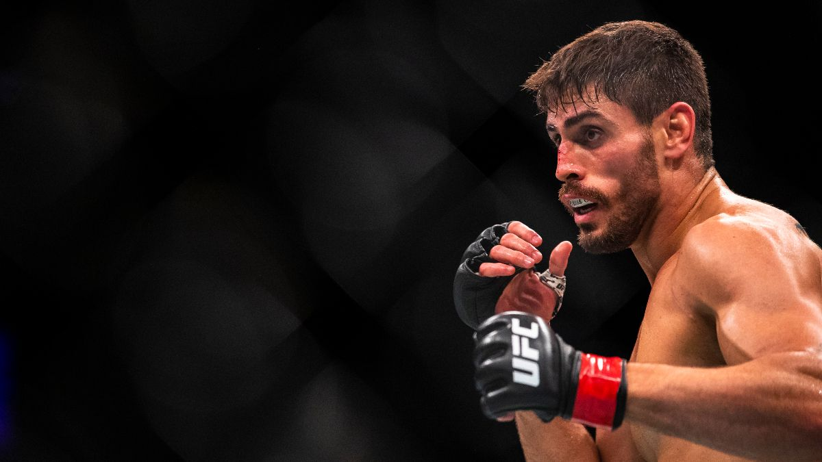 Brad Tavares vs. Antonio Carlos Junior UFC 257 Odds & Picks: Back the Brazilian Underdog (Saturday, Jan. 23) article feature image