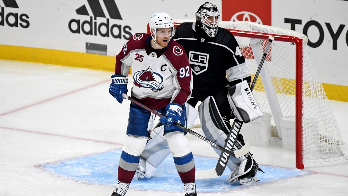 NHL Best Bets: Our Favorite Picks for Thursday, Including Devils-Islanders & Avalanche-Kings (Jan. 21) article feature image