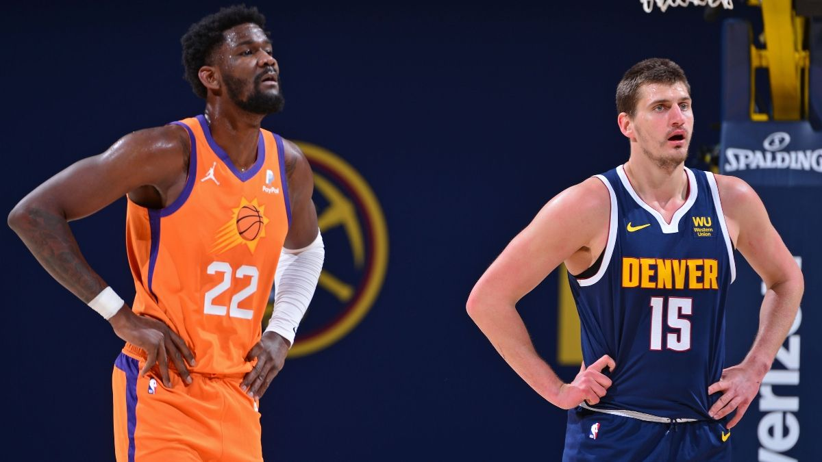NBA Odds, Picks & Projections: Bets for Mavericks vs. Spurs, Nuggets vs. Suns & More (Friday, Jan. 22) article feature image