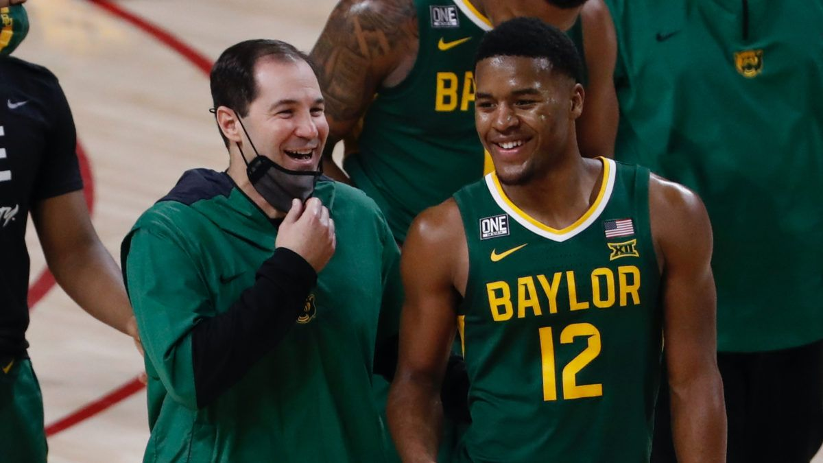 Baylor vs. TCU College Basketball Odds & Pick: Betting Value on Horned Frogs article feature image