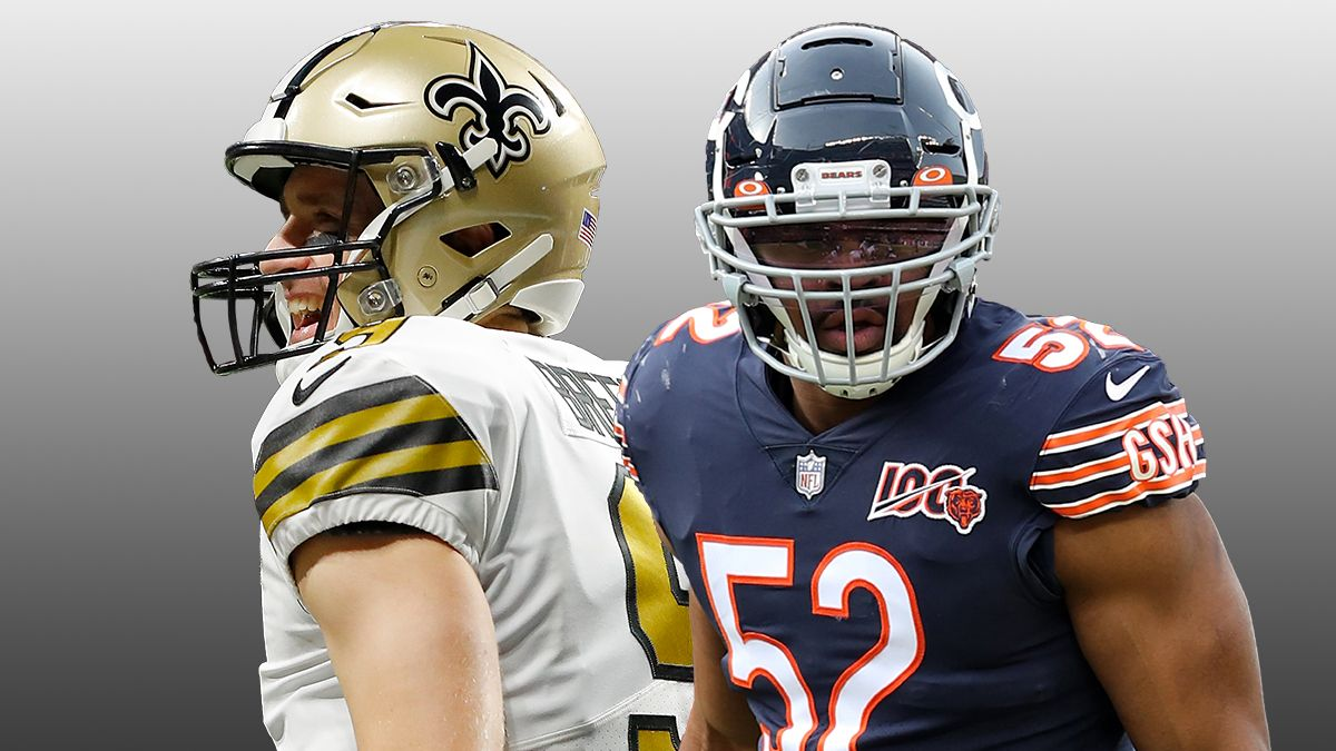 Saints vs. Bears Odds & Playoff Picks: Why We Like This Big Favorite To Cover On Wild Card Sunday article feature image