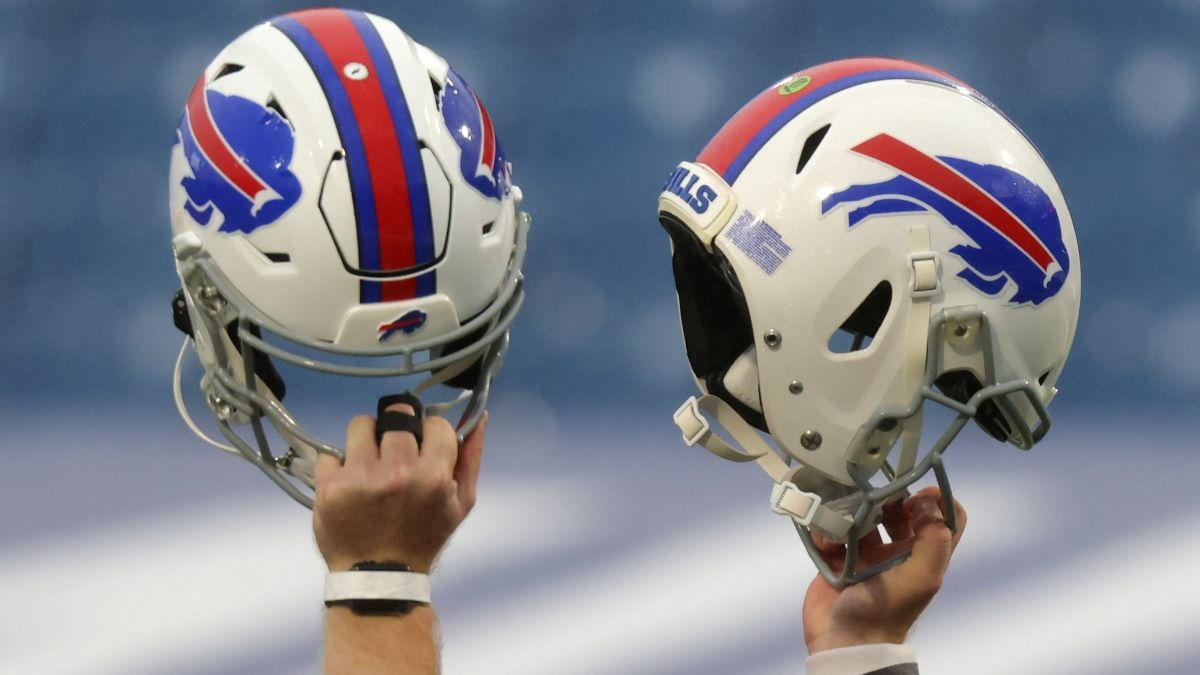 Buffalo Bills vs. Kansas City Chiefs Odds: Money Moving AFC Championship Game Spread Off Key Betting Number article feature image