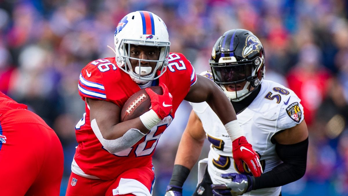 Divisional Round Promo: Bet $1, Win $100 on the Ravens or Bills article feature image