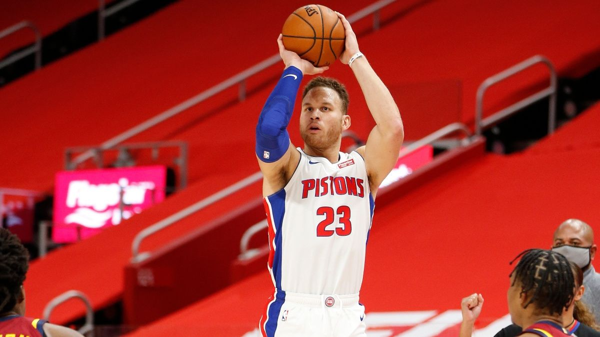 DraftKings Michigan Promo: Double Your Money if the Pistons Hit a 3-Pointer! article feature image