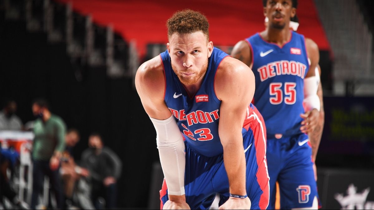 NBA Odds & Sharp Betting Pick for Pistons vs. Hawks: How Pros Are Finding Spread Value article feature image