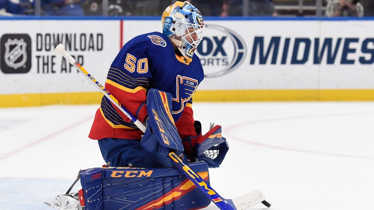 NHL Odds & Picks: Our 4 Favorite Opening Night Bets (Wednesday, Jan. 13) article feature image