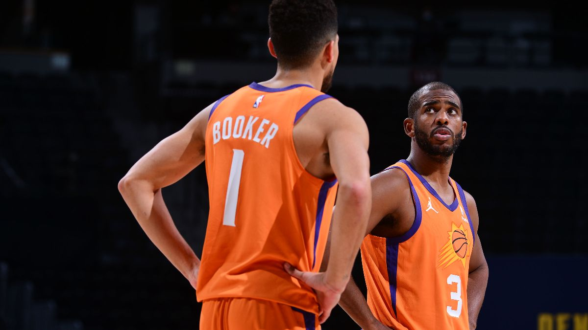 NBA Betting Odds & Picks: Our Staff's Best Bets for Pistons vs. Bucks and Raptors vs. Suns (Wednesday, Jan. 6) article feature image