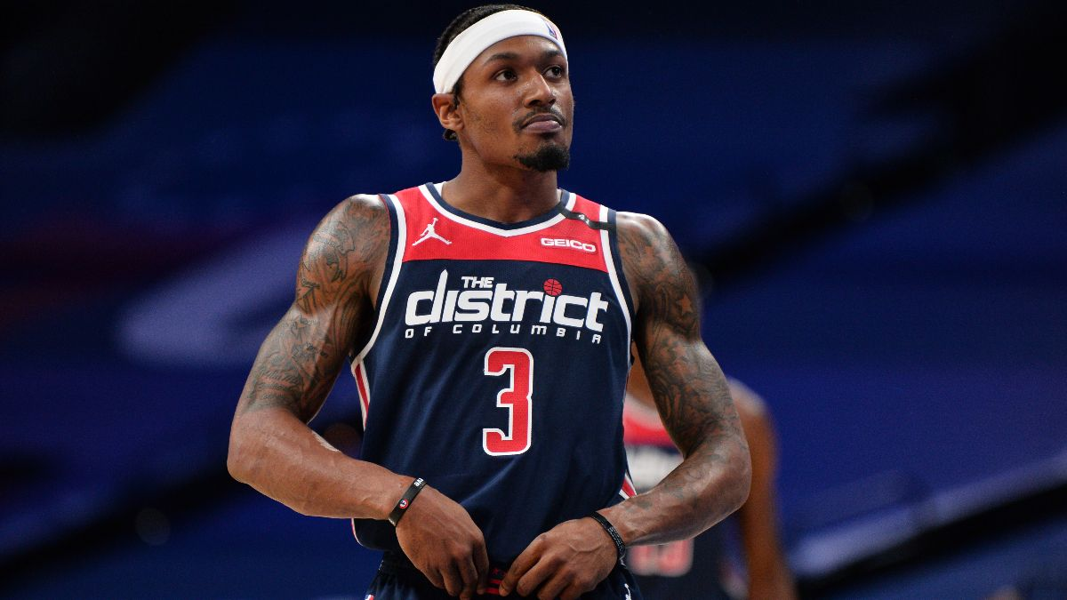 Wizards vs. Nets Promos: Bet Washington at +99.5 (& Rising), More! article feature image