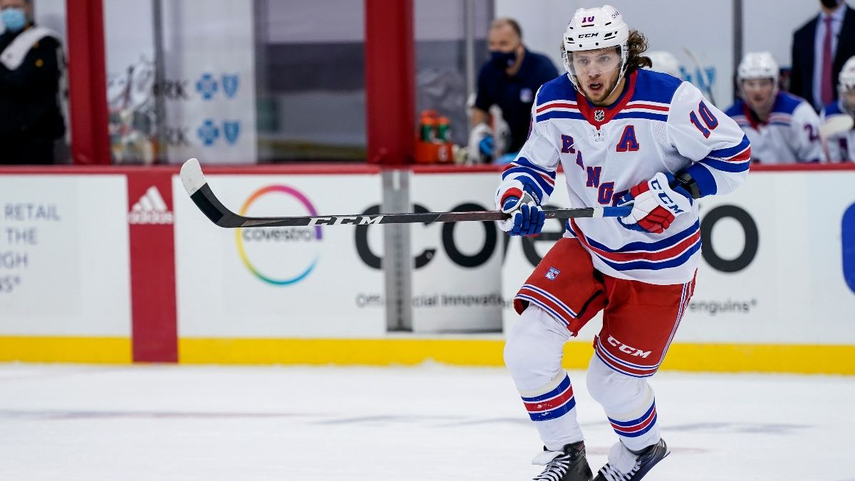 Rangers vs. Sabres Odds & Picks: Bet on the Blueshirts to Bounce Back (Thursday, Jan. 28) article feature image