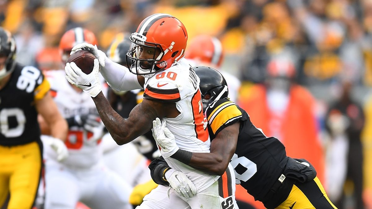 Browns vs. Steelers WR/CB Matchups: Jarvis Landry Gets Downgrade & More article feature image