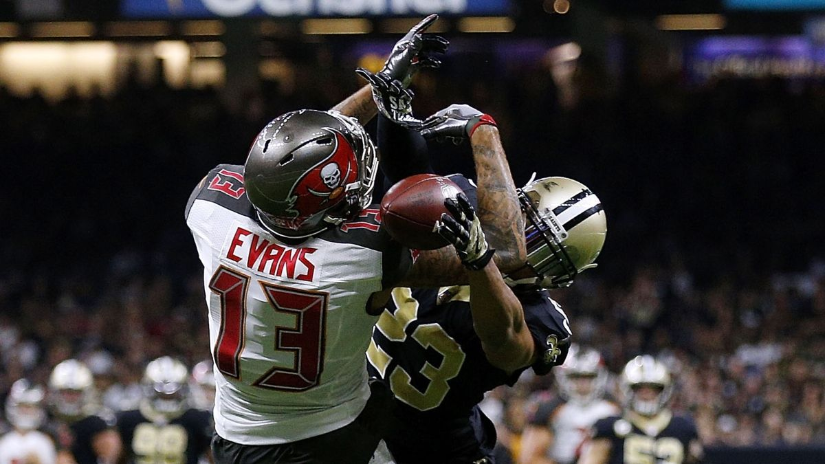 Buccaneers vs. Saints Odds & Picks: The Smart Way To Bet On Sunday's Playoff Dog article feature image